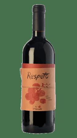 Vino tinto natural Respeto 2016 de la bodega Vino Sexto Elemento
