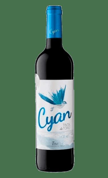 Cyan roble Cyanopica Tinta de Toro