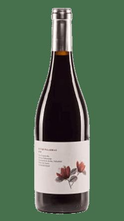 Botella de Entre Palabras, vino de Valdemonjas