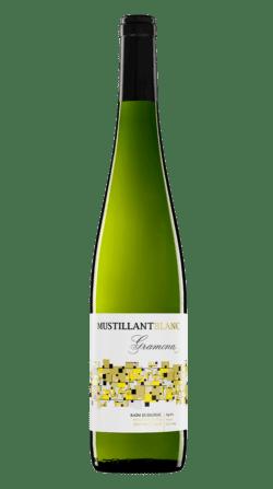 Botella de vino Gramona Mustillant Blanco