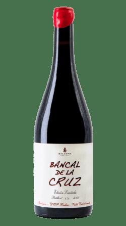 Vino ecológico Bancal de la Cruz 2017 de la bodega Balcona