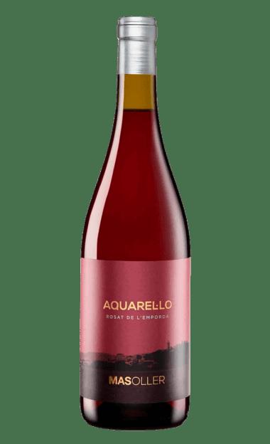 Vino ecológico Aquarel.lo 2019
