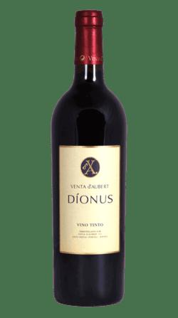 Vino ecológico Dionus 2014