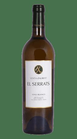 Vino ecológico El Serrats 2017