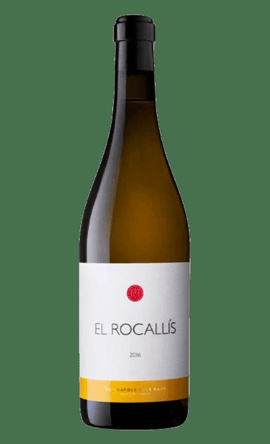 Vino ecológico El Rocallís 2016