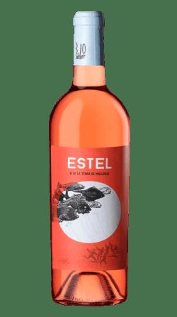 Vino ecológico Estel 2019
