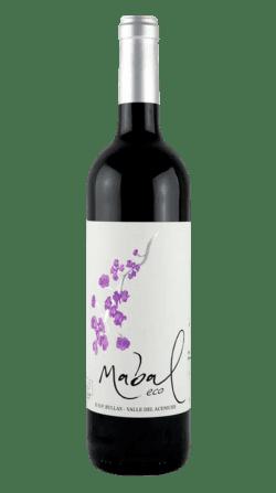 Vino ecológico Mabal 2018 de la bodega Balcona