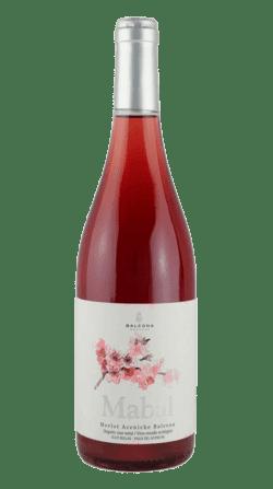 Vino ecológico Mabal Rosé 2019 de la bodega Balcona