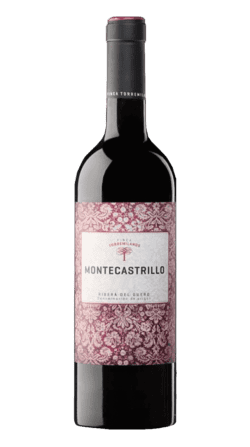 Vino Montecastrillo tinto 2018 de la bodega Torremilanos
