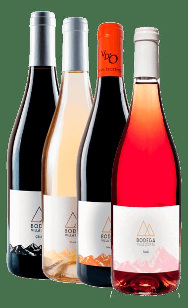 Pack de vinos de Villa d'Orta