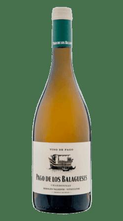 Vino ecológicoPago de los Balagueses Chardonnay