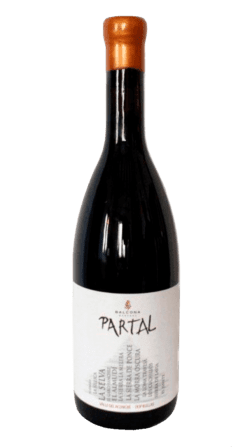 Vino ecológico Partal Cepas Viejas 2017 de la bodega Balcona