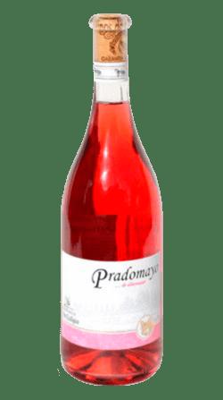 Vino Pradomayo Rosado
