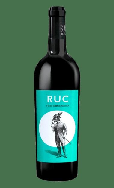 Vino ecológico RUC 2018