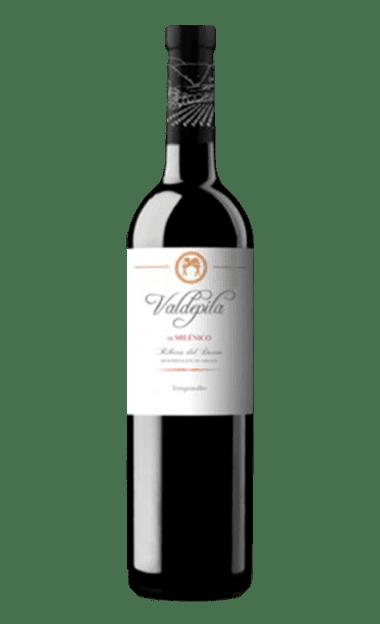 Botella valdepila 2015 de la Bodega Milénico