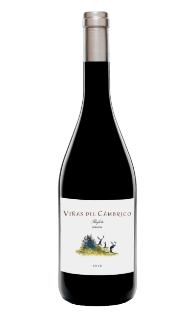 Vino ecológico Viñas del Cámbrico Miranda 2016