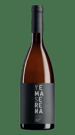 Vino ecológico Yemaserena Tempranillo 2018