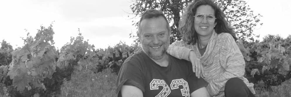 Mario Garay y Ana González, los propietarios de Bodegas Garay