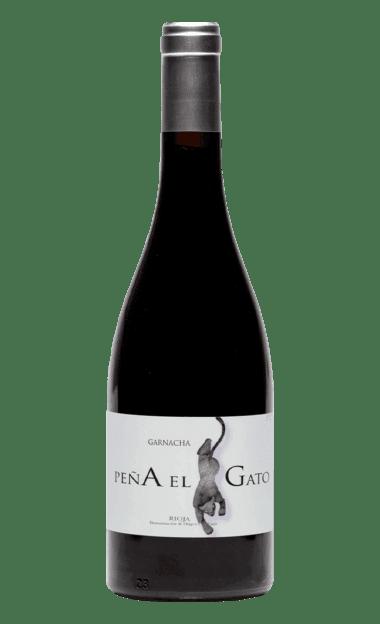 Vino ecológico Peña el Gato Viñas Viejas Garnacha 2018 de la bodega AD AD LIBITUM