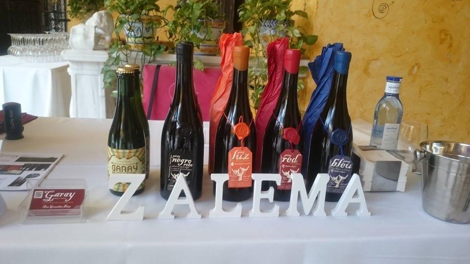 Los vinos de Bodegas Garay en una feria